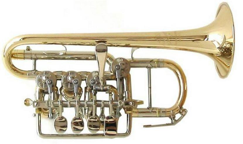 Meister J. Scherzer Piccolotrompete, Mod. 8111