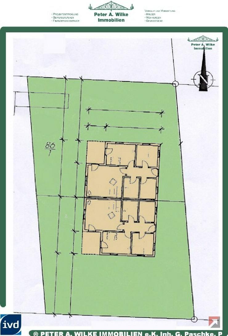 NATURVERBUNDEN UND DOCH ZENTRAL - WOHNEN IN AMELINGHAUSEN NUR 10 MIN BIS LÜNEBURG - Grundstück kaufen - Bild 1