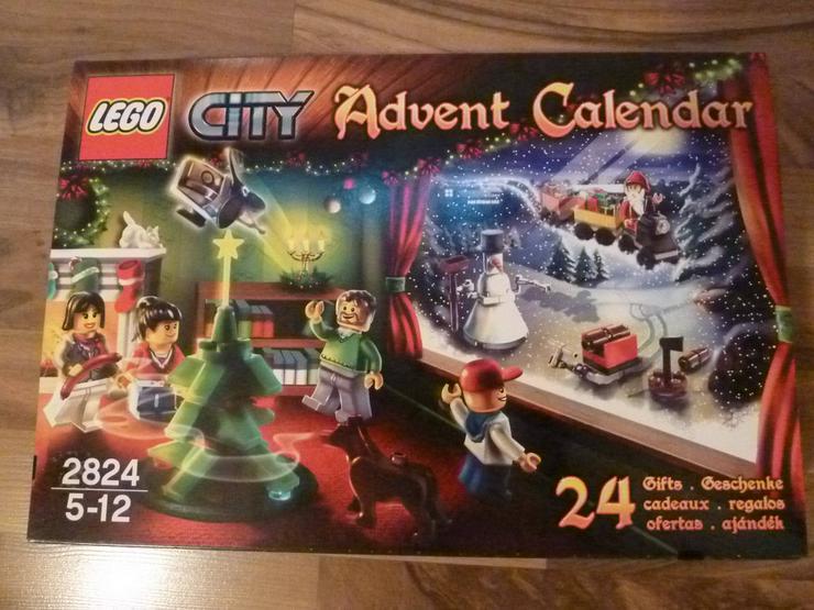 Lego 2824 Adventskalender City