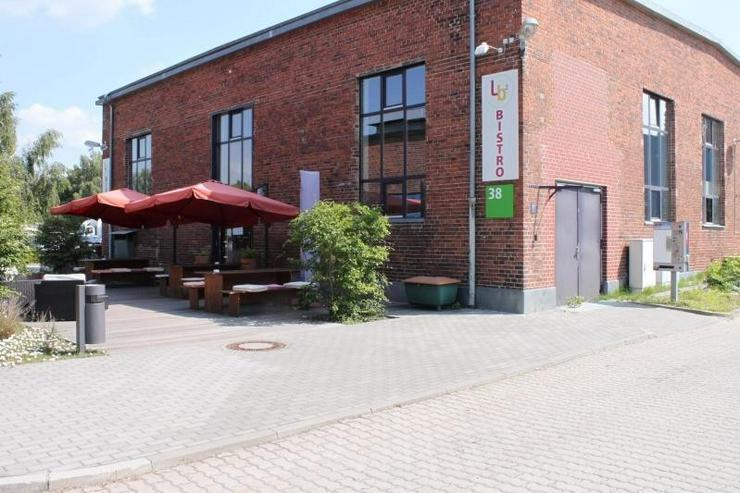 Bild 3: PROVISIONSFREI Produktionshalle mit Starkstrom, Lackierhalle, Brennofen u.s.w.