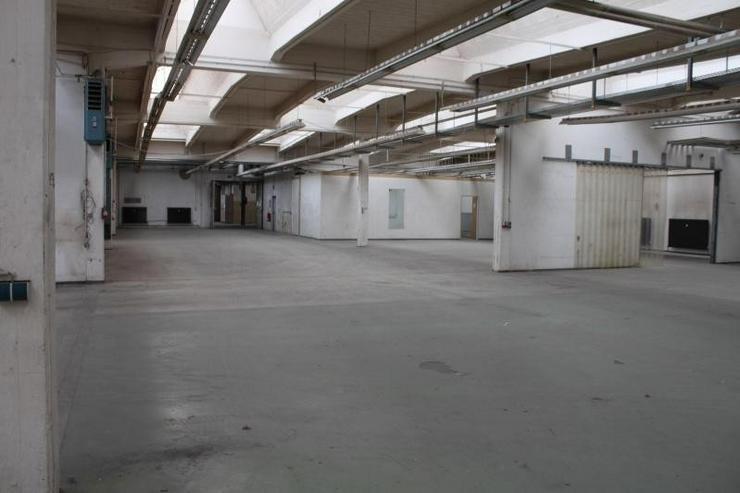 Bild 6: PROVISIONSFREI Produktionshalle mit Starkstrom, Lackierhalle, Brennofen u.s.w.