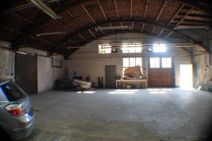 Bild 6: Wir haben Gewerbefläche u. Lagerhallen  Werkstatt exorbitante Freifläche Solarpark geeig...