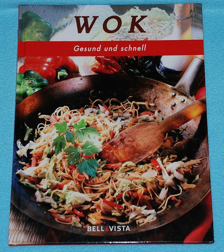 Wok - Kochen mit demWok..........