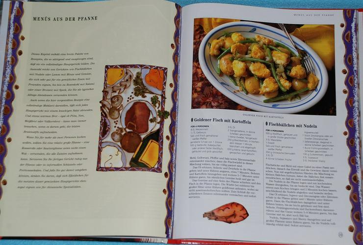 Bild 2: Wok - Kochen mit demWok..........