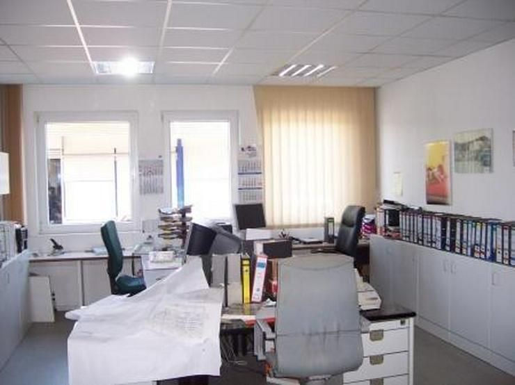 Bild 3: Schicke Büros (mit angeschlossenem Lager) in einem Gewerbepark