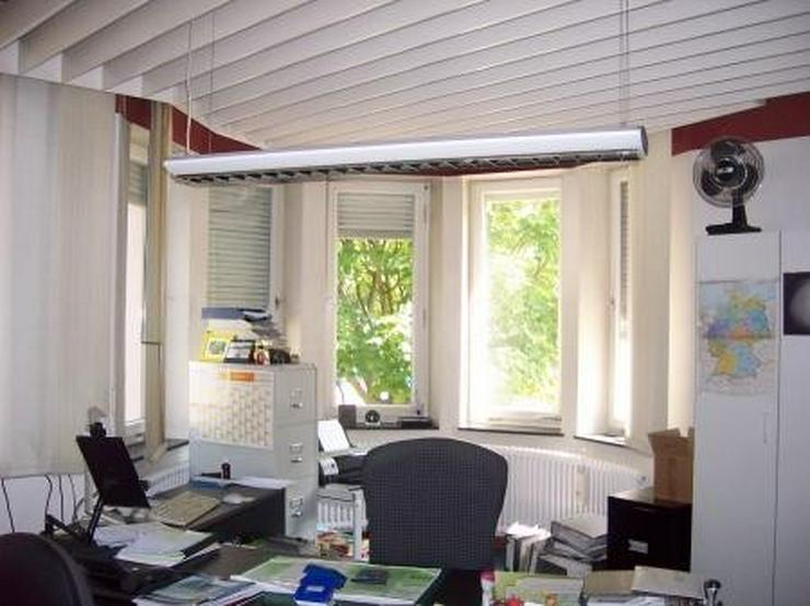 Bild 5: Schicke Büros (mit angeschlossenem Lager) in einem Gewerbepark