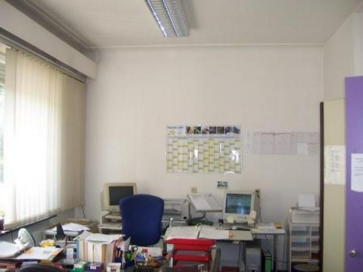 Bild 6: Schicke Büros (mit angeschlossenem Lager) in einem Gewerbepark
