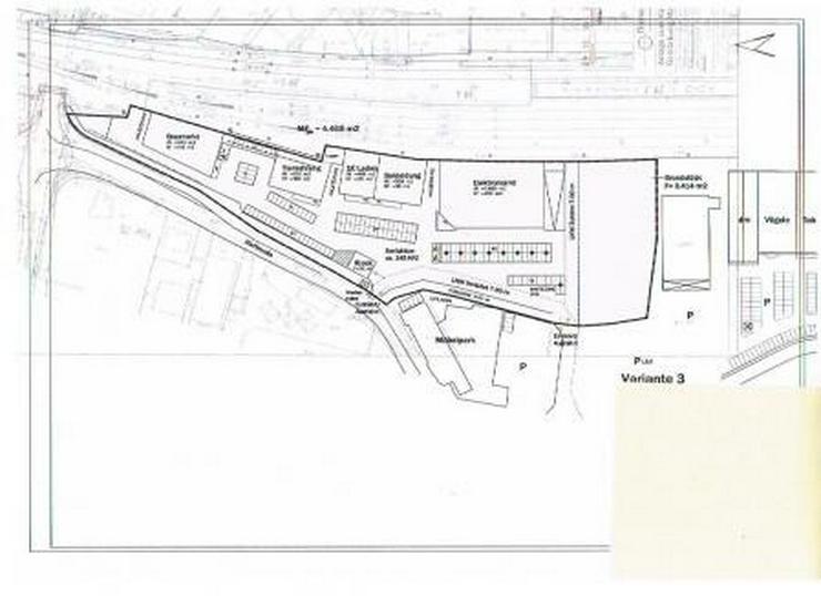 Fachmarktzentrum Merzig - Gewerbeimmobilie mieten - Bild 1