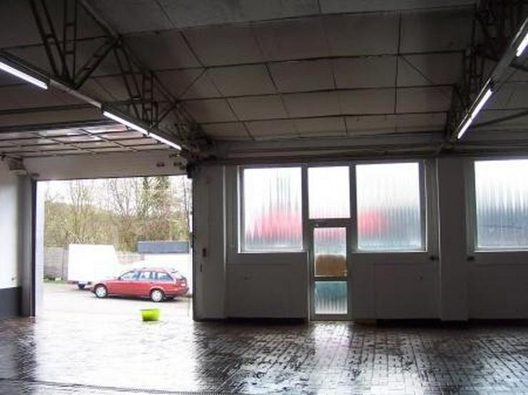 Bild 3: Halle, Ausstellungsfläche, Büro, Wohnung, sehr viel gesehen, sehr gepflegt
