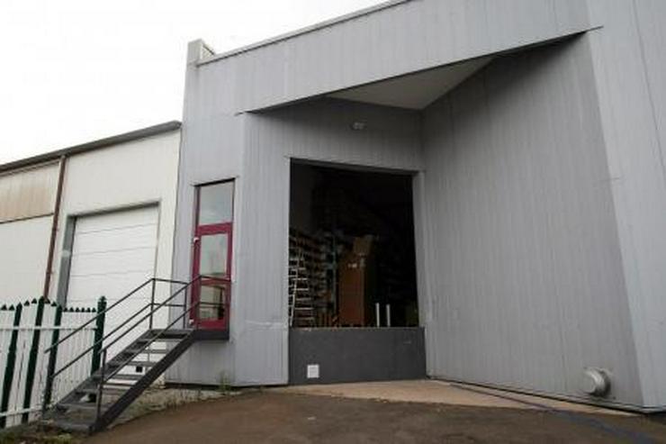 Bild 3: Repräsentative Lager/Arbeitshalle/Büro nahe A1-A8