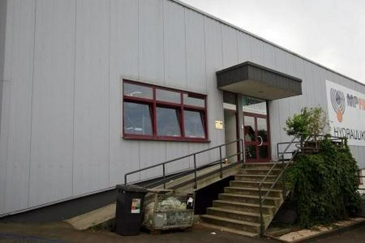 Bild 2: Repräsentative Lager/Arbeitshalle/Büro nahe A1-A8