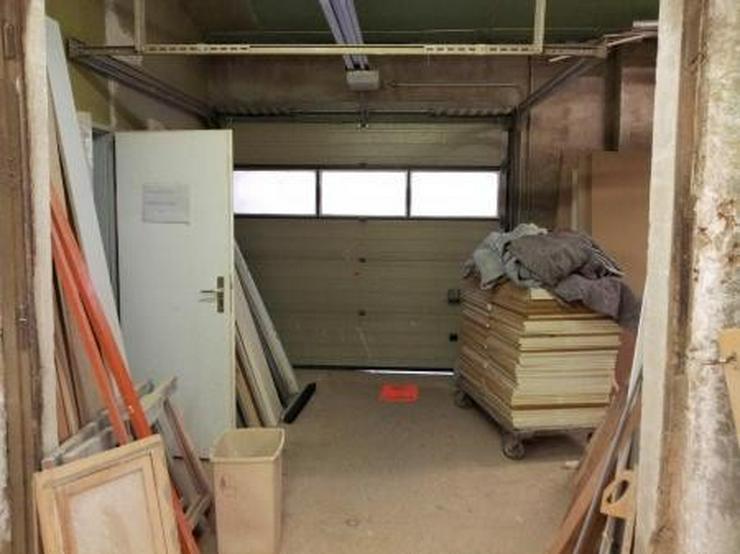 Bild 2: Handwerkerräume mit eigenem Innenhof, nahe Autobahn
