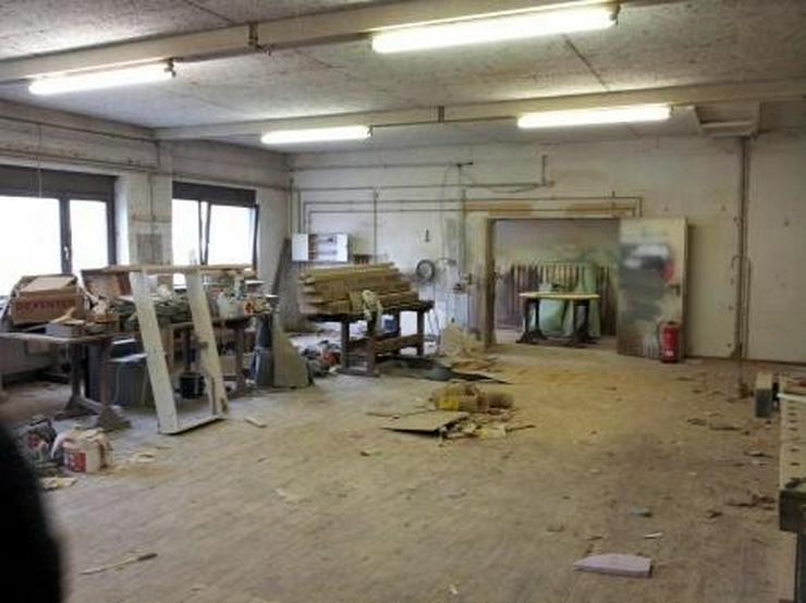 Bild 4: Handwerkerräume mit eigenem Innenhof, nahe Autobahn