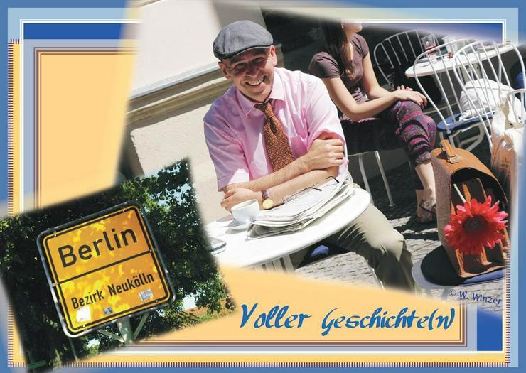 Führung Berlin Neukölln Rixdorf  Steinle