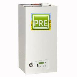 Gas Brennwert Heizung 30 kW 200 L Speicher - Maschinen und Werkzeuge - Bild 1