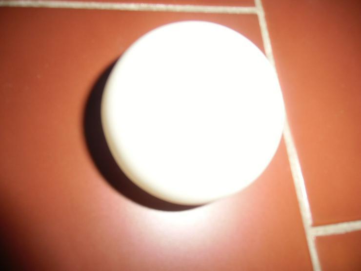 kleine weiße Leuchtkugel (auch zu verschicken)