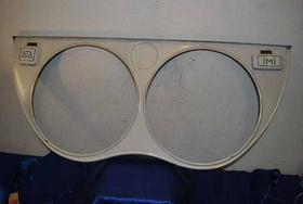 Wei�es emailliertes Waschtischoberteil Einsatz - Tische - Bild 1