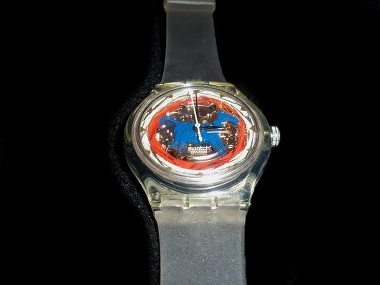 Bild 3: Swatch Automatic - neuwertig