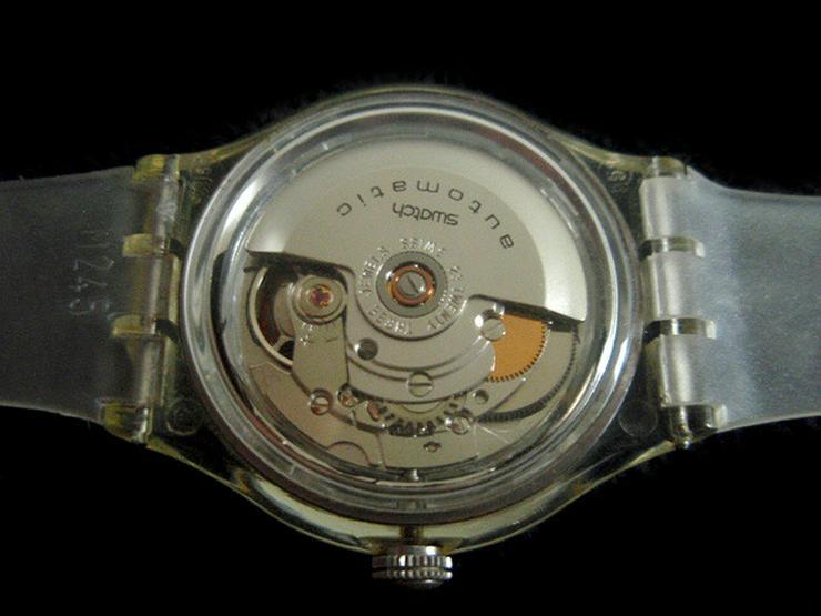 Bild 4: Swatch Automatic - neuwertig