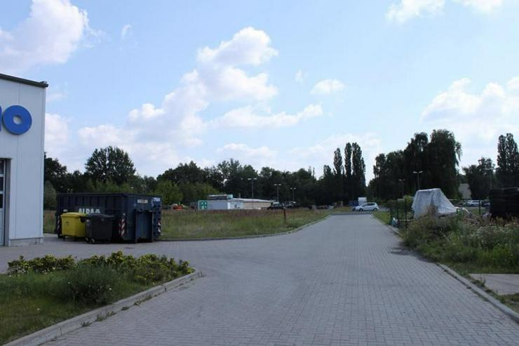 Grundstück 5500m² am Gewerbepark und Zwei weitere und Büros - Grundstück kaufen - Bild 1