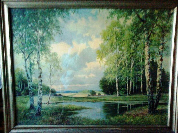 sehr schönes Gemälde Landschaft
