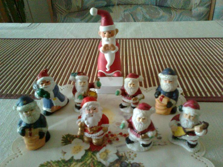 Bild 3: diverse Weihnachtsartikel
