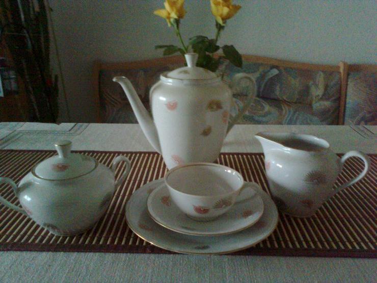 Küchenzubehör Kaffeeservice für 6 Personen - Kaffeegeschirr & Teegeschirr - Bild 1