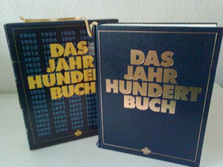 DAS JAHRHUNDERTBUCH 1900 - 1999