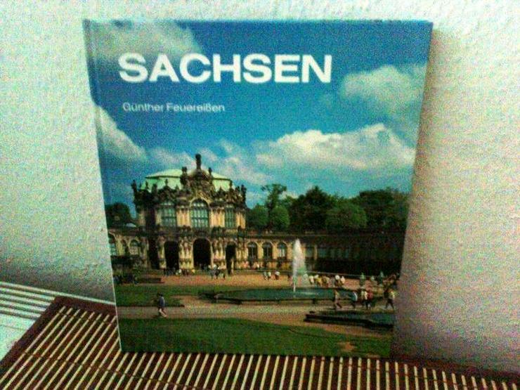 Bildband von Sachsen von Günther Feuereißen