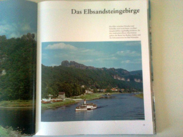 Bild 4: Bücher Bildband von Sachsen von Günther Feuereißen