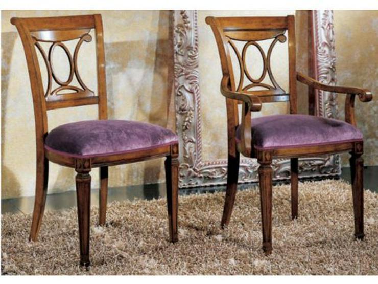 Stuhl Armlehnstuhl Stilepoche PRESTIGE, Ital