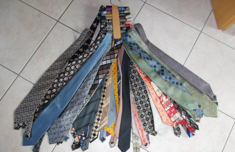 Krawatten - Krawatten & Fliegen - Bild 1