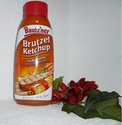 Bautzner Brutzel Ketchup 450 ml Quetschflasche - K�chenutensilien - Bild 1