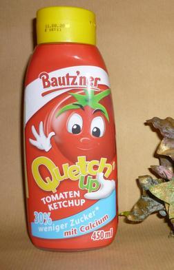 QuetschUp Bautzner Kinderketchup Zucker - Ern�hrung & Stillzubeh�r - Bild 1
