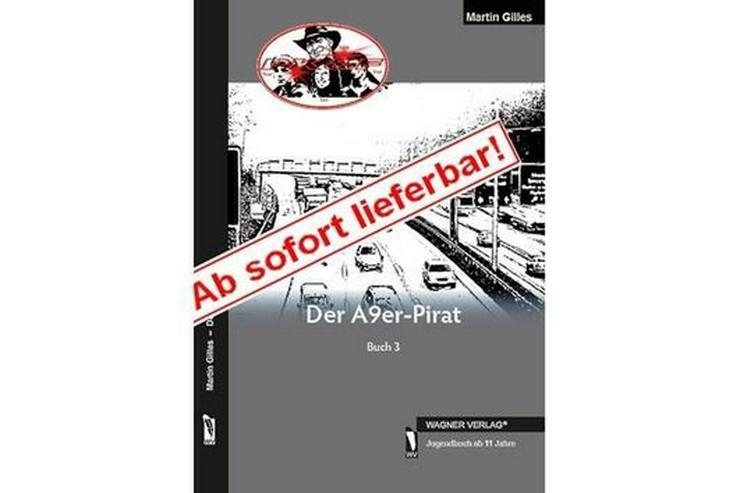 NEU PK & F Der A9er-Pirat  v. Martin Gilles