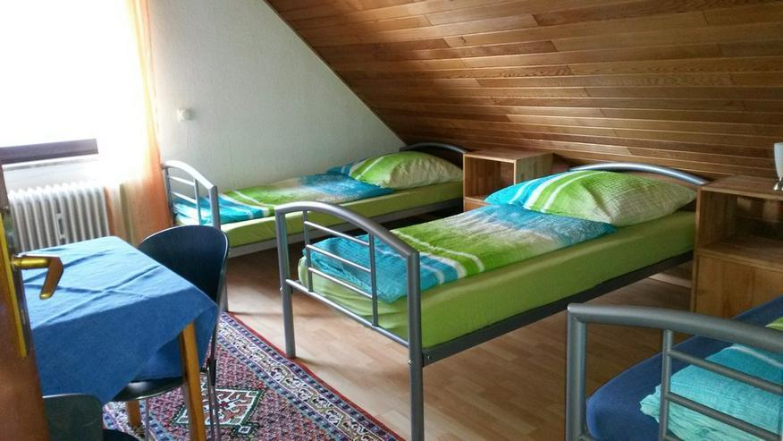 Bild 2: Mehrere Zimmer,Monteur geeignet, günstig