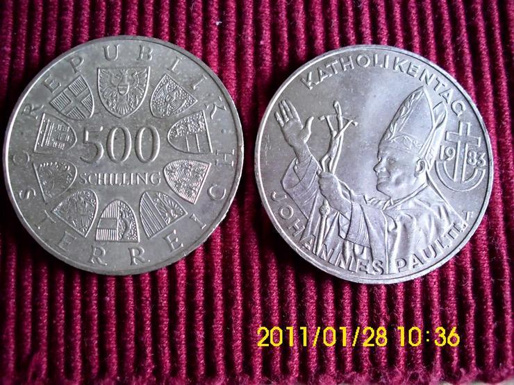 500 Öschi  - Katholikentag 1983