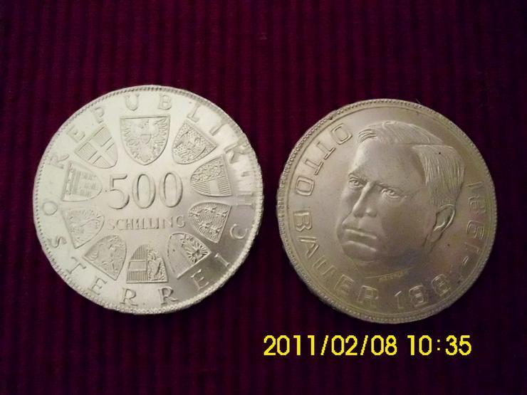 500 Öschi   100. Geburtstag von Otto Bauer