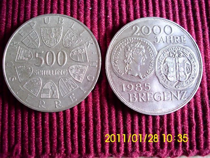 500 Öschi  - 2000 Jahre Bregenz