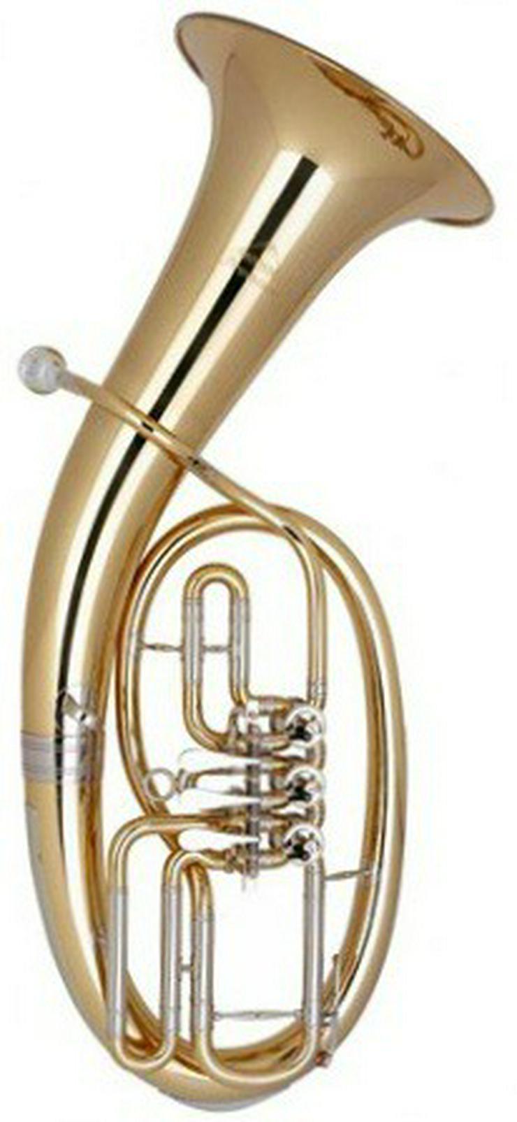 Miraphone 47 Loimayr Tenorhorn in Bb mit Neusil
