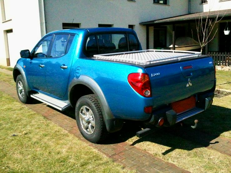 Mitsubishi L200 Pickup 2,5 Diesel 136 PS Allrad
