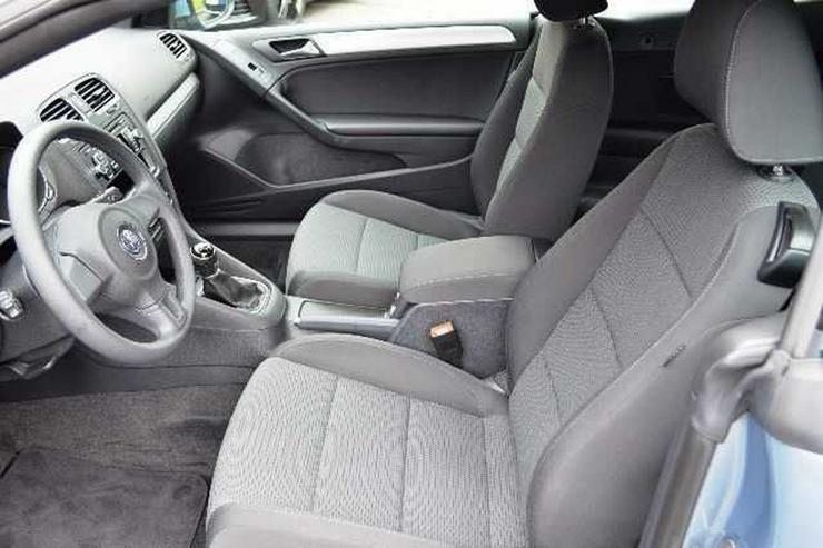 Bild 5: VW Golf VI Cabrio 1,2 TSI, Climatronic, SH, PDC