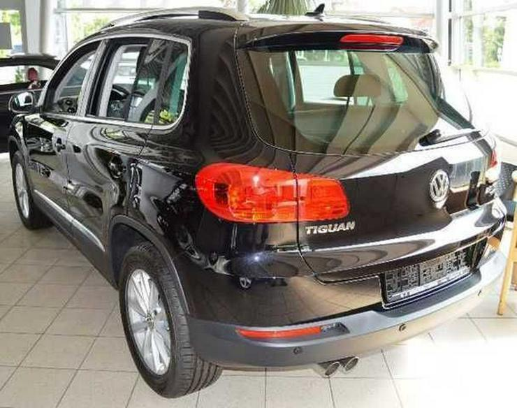 Bild 2: VW Tiguan 2,0 TDI DSG 4MOTION, Navi, Xenon, AHK