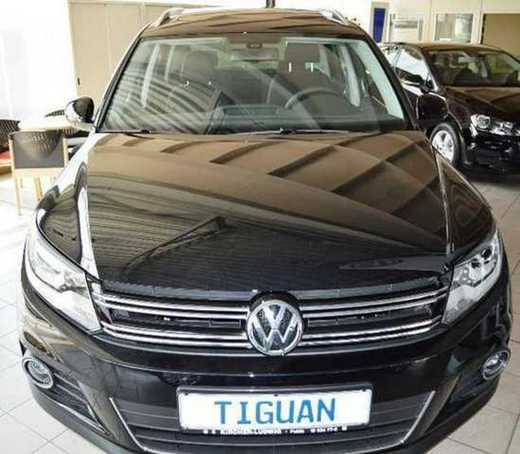 Bild 3: VW Tiguan 2,0 TDI DSG 4MOTION, Navi, Xenon, AHK