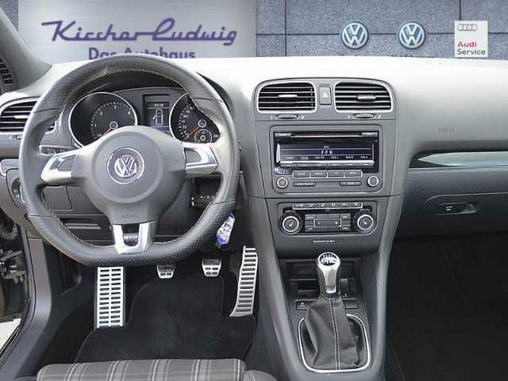 Bild 4: VW Golf VI 2,0 GTD, SpSi., SH, Dynaudio, 18''