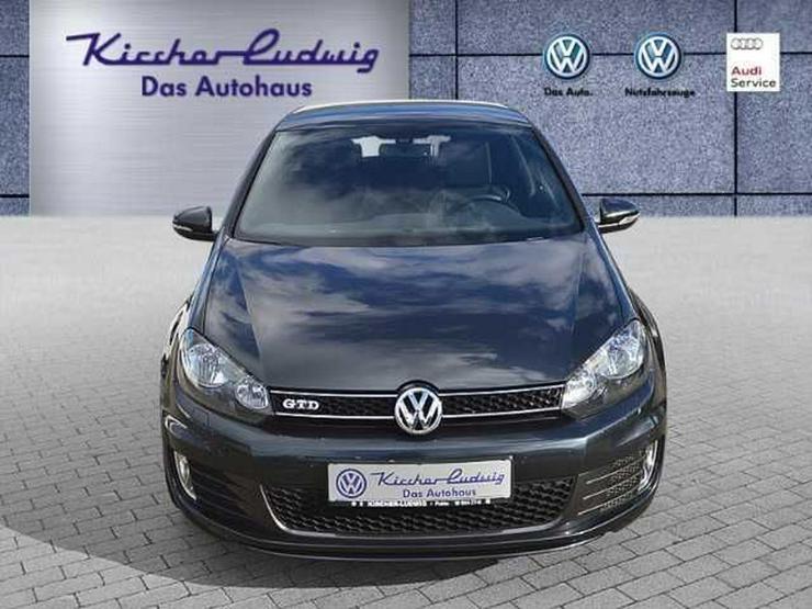 Bild 2: VW Golf VI 2,0 GTD, SpSi., SH, Dynaudio, 18''