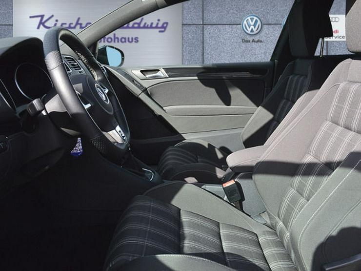 Bild 5: VW Golf VI 2,0 GTD, SpSi., SH, Dynaudio, 18''