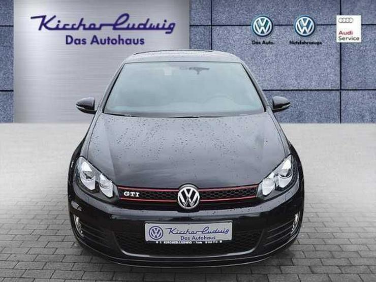 Bild 3: VW Golf VI 2.0 GTI, Sp.Si., SH, Xenon, Dynaudio,