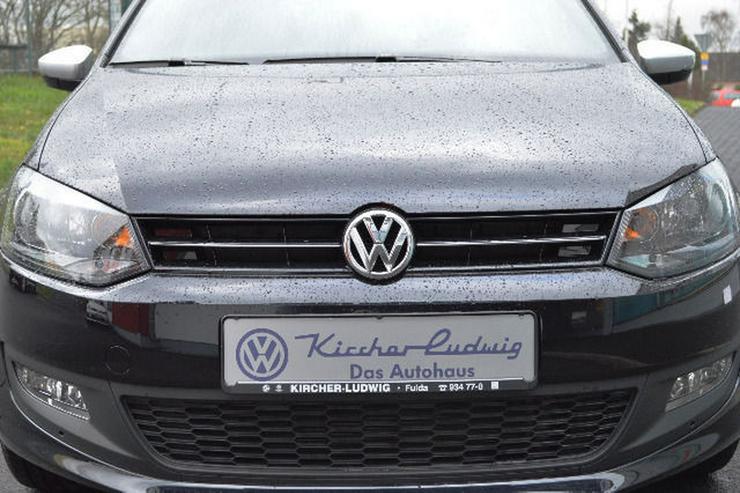 Bild 3: VW Polo 1,2 Black Edition, Klima, Alu.