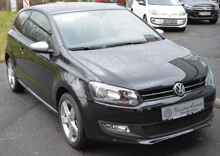 VW Polo 1,2 Black Edition, Klima, Alu. - Polo - Bild 1